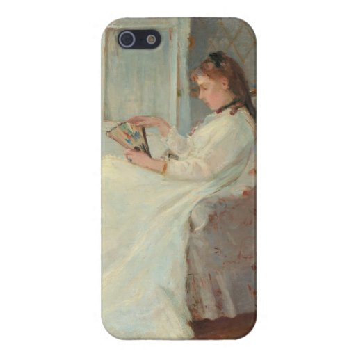 The Artist's Sister at a Window, 1869 Cover For iPhone 5/5S