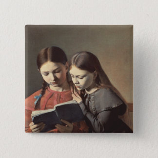 The Artist's Sisters Signe and Henriette Button