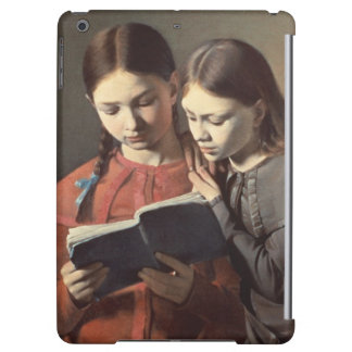 The Artist's Sisters Signe and Henriette iPad Air Cover