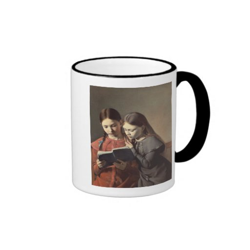 The Artist's Sisters Signe and Henriette Coffee Mug