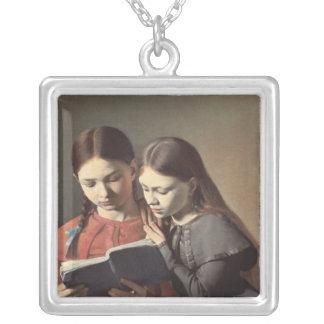 The Artist's Sisters Signe and Henriette Pendants