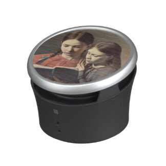 The Artist's Sisters Signe and Henriette Speaker