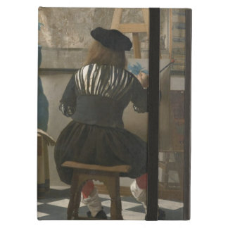 The Artist's Studio, c.1665-66 (oil on canvas) Cover For iPad Air