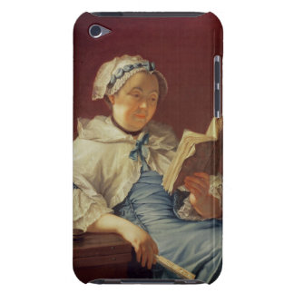 The artist's wife, 1758 (oil on canvas) barely there iPod covers