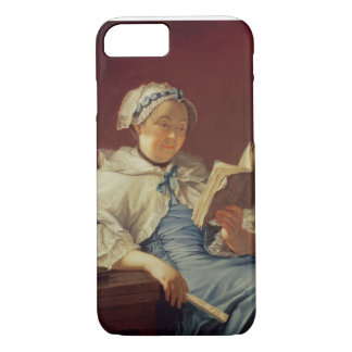The artist's wife, 1758 (oil on canvas) iPhone 7 case