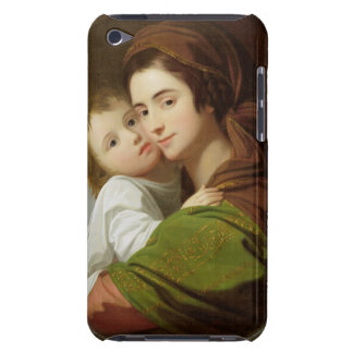 The Artist's Wife, Elizabeth, and their son Raphae Barely There iPod Cover