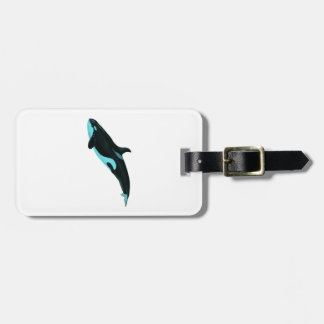 THE ASCENDING ORCA TAG FOR LUGGAGE