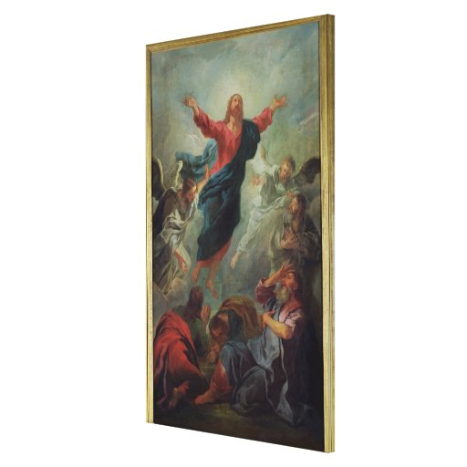 The Ascension, 1721 Gallery Wrapped Canvas
