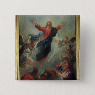 The Ascension, 1721 Pinback Button