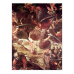 The Ascension 2 by Tintoretto Postcard