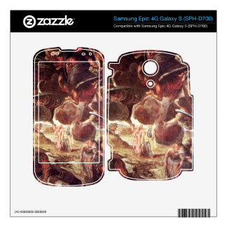 The Ascension 2 by Tintoretto Skin For Samsung Epic