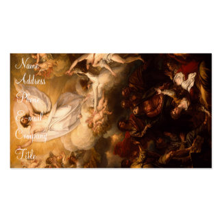 'The Ascension' Double-Sided Standard Business Cards (Pack Of 100)