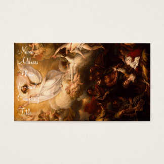 'The Ascension' Business Card