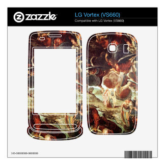 The Ascension by Tintoretto Skin For The LG Vortex