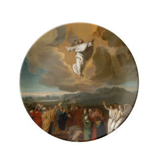 The Ascension Dinner Plate