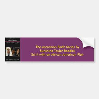 The Ascension Earth Series Bumper Sticker