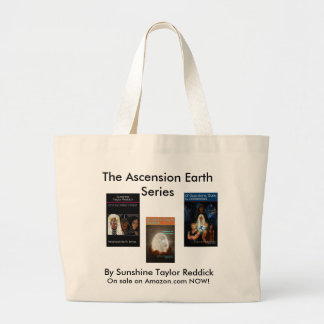 The Ascension Earth Series Jumbo Tote