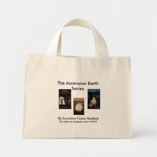 The Ascension Earth Series Tiny Tote