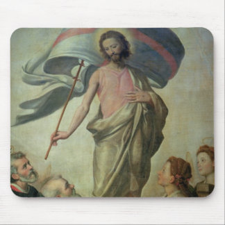 The Ascension of Christ, 1595 (oil on panel) Mouse Pad