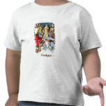 The Ascension of Christ, detail of Christ and musi Shirts