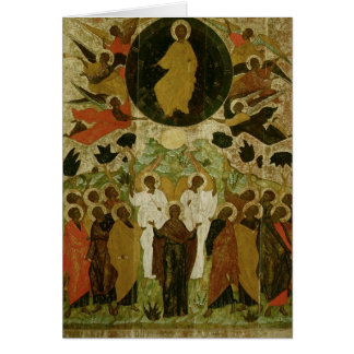 The Ascension of Our Lord Greeting Card