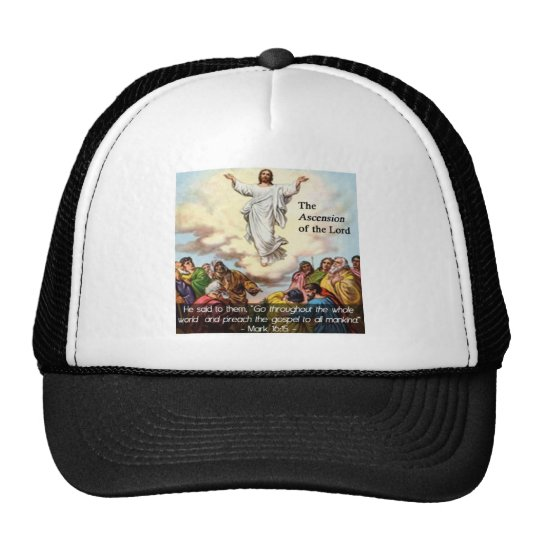The Ascension of our Lord Hat