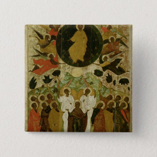 The Ascension of Our Lord Pinback Button