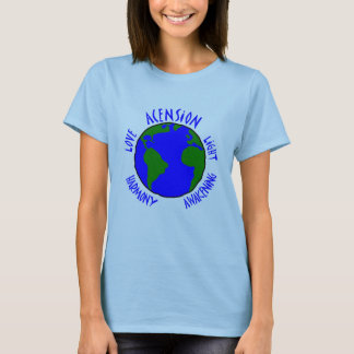 The Ascension of Planet Earth Shirt. T-Shirt