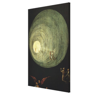 The Ascent of the Blessed Canvas Print