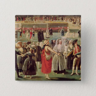 The Ascent of the Montgolfier Balloon Button