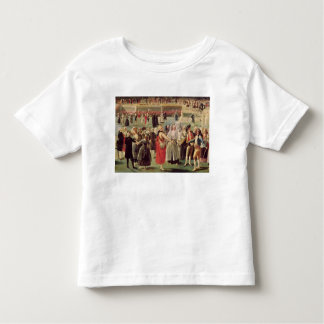 The Ascent of the Montgolfier Balloon Toddler T-shirt