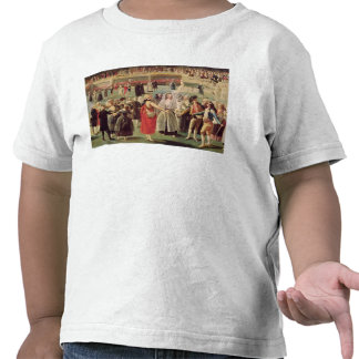 The Ascent of the Montgolfier Balloon Tee Shirts