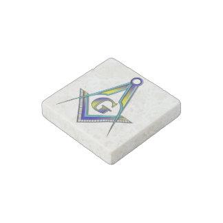 The Ashlar Magnet Stone Magnet