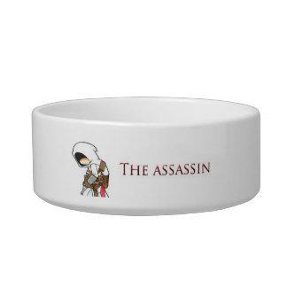 The Assassin Pet Bowl