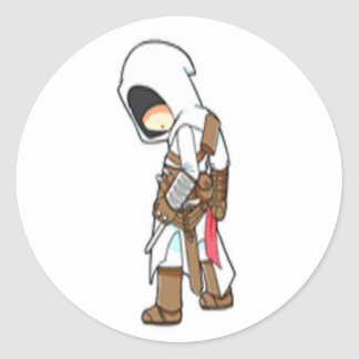 The Assassin Sticker