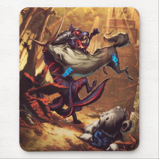 The Assassin's Pact Mouse Pad