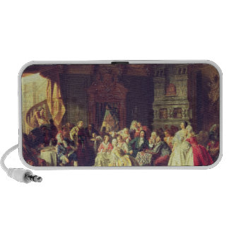 The Assembly under Peter the Great Portable Speakers