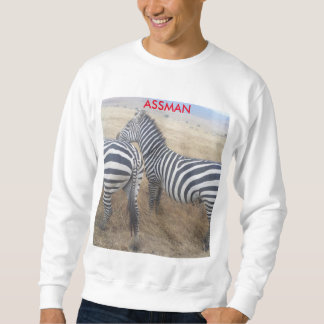 The Assman Crewneck Sweatshirt