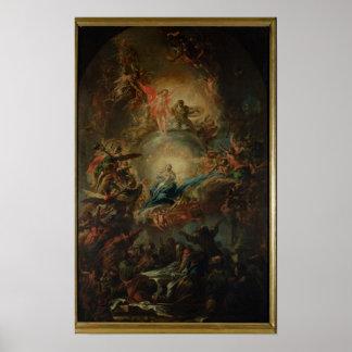 The Assumption, c.1695 Poster