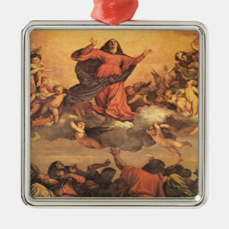 The Assumption of Mary into Heaven Ornament
