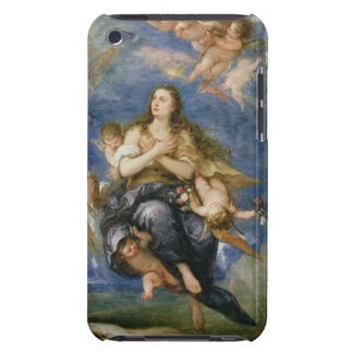The Assumption of Mary Magdalene (oil on canvas) Barely There iPod Case