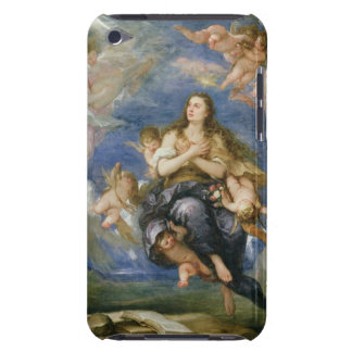 The Assumption of Mary Magdalene (oil on canvas) iPod Touch Case-Mate Case