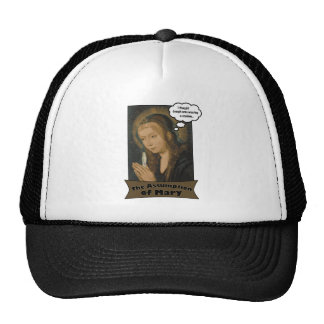 The Assumption of Mary Trucker Hat