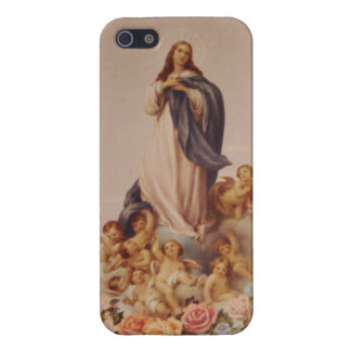 The Assumption of the Blessed Virgin Mary Cover For iPhone SE/5/5s