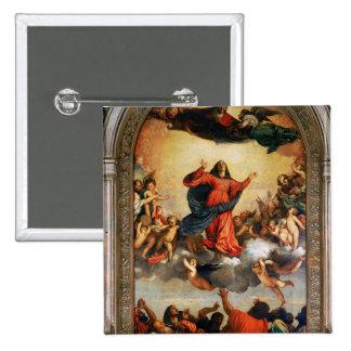 The Assumption of the Virgin, 1516-18 Button