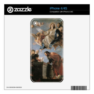 The Assumption of the Virgin, 1673 (oil on canvas) iPhone 4S Decal