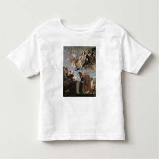The Assumption of the Virgin, 1673 (oil on canvas) Toddler T-shirt