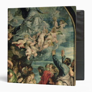 The Assumption of the Virgin Altarpiece, 1611/14 3 Ring Binder