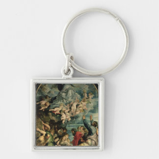 The Assumption of the Virgin Altarpiece, 1611/14 Keychain