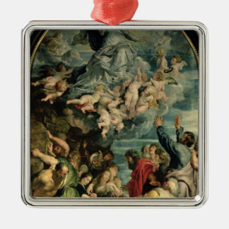The Assumption of the Virgin Altarpiece, 1611/14 Metal Ornament